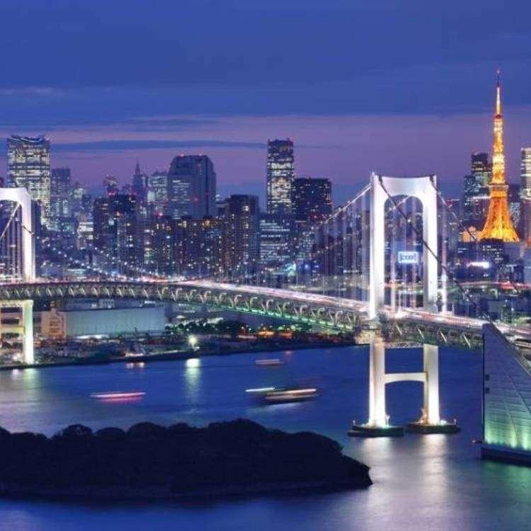 【東京景點推薦】不可錯過的五大人氣夜景景點
