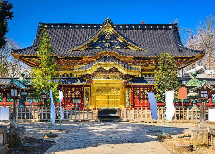 東京に来たら行くべき神社10選