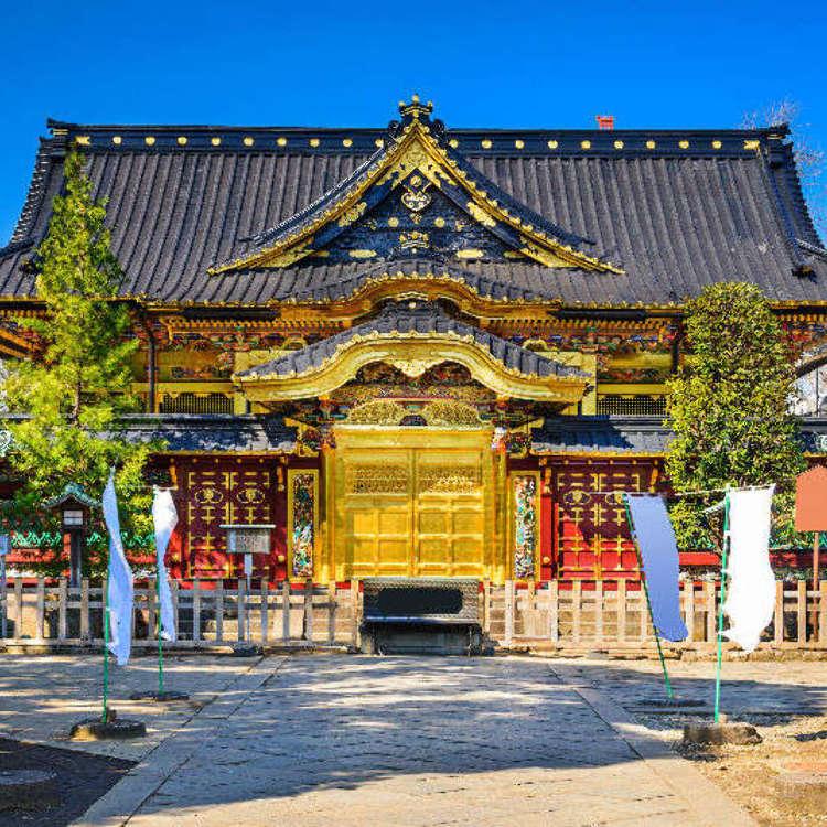 来东京值得一游的十间神社
