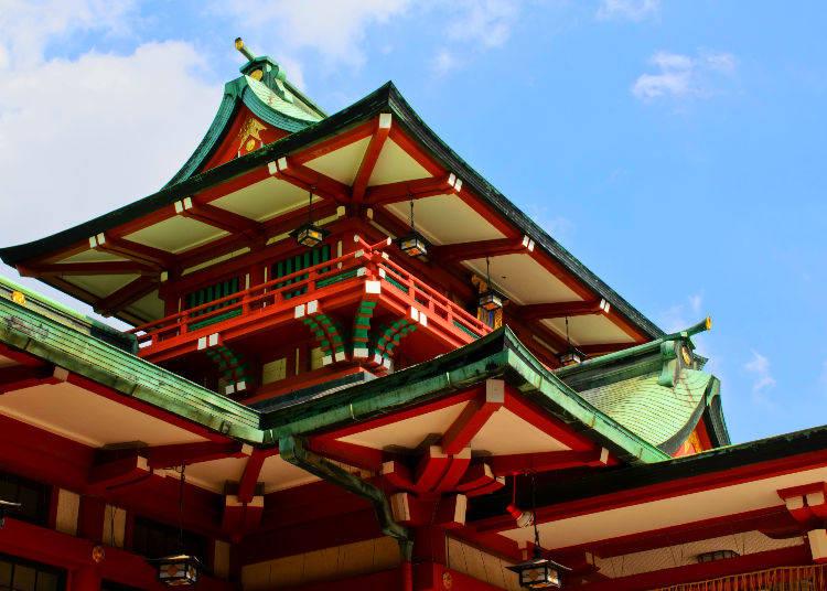 2 - Tomioka Hachiman Shrine
