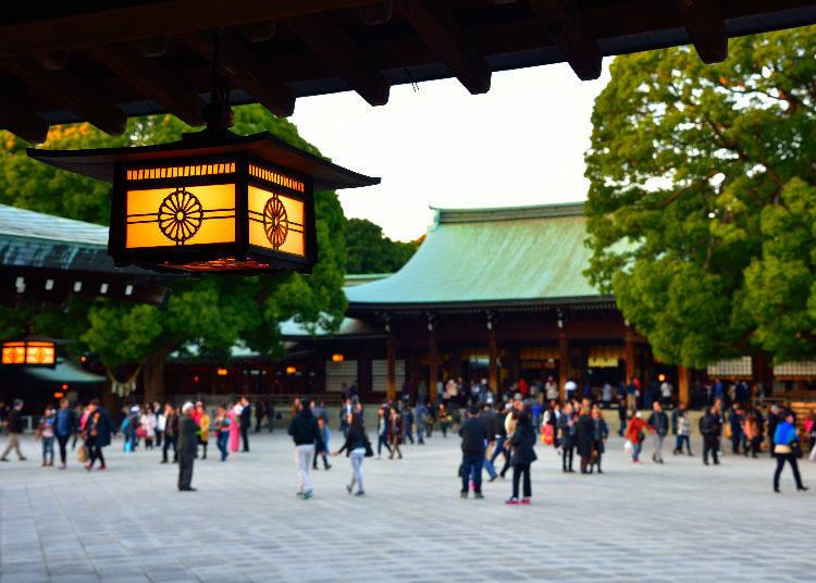 3 - Meiji Shrine