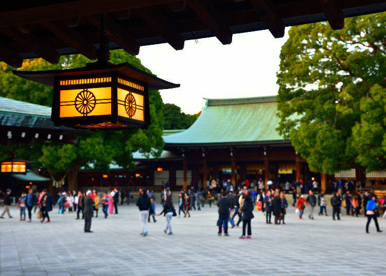 3 - Meiji Shrine