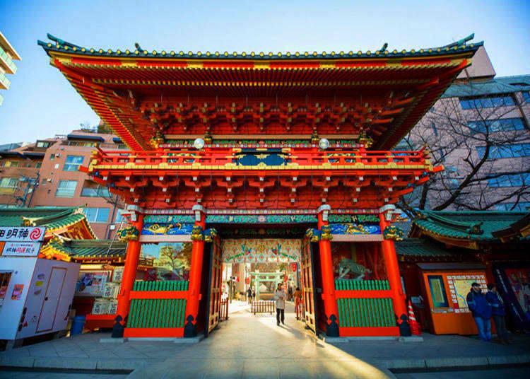 4 - Kanda Myojin Shrine