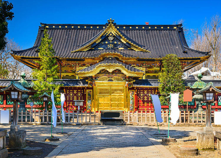 6 - Ueno Toshogu Shrine