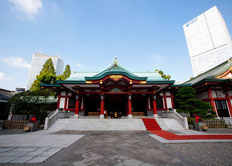 1: Hie Shrine