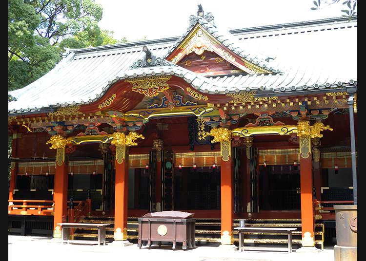 7: Nezu Shrine
