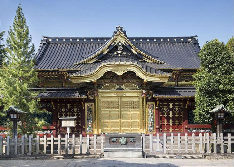 6:上野東照宮