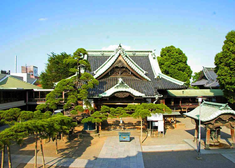6. Shibamata Taishakuten