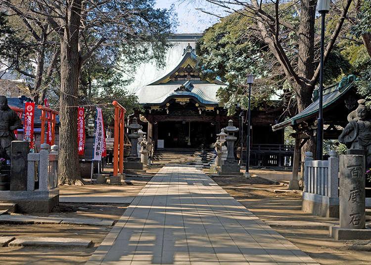 8: Kuil Homyo-ji