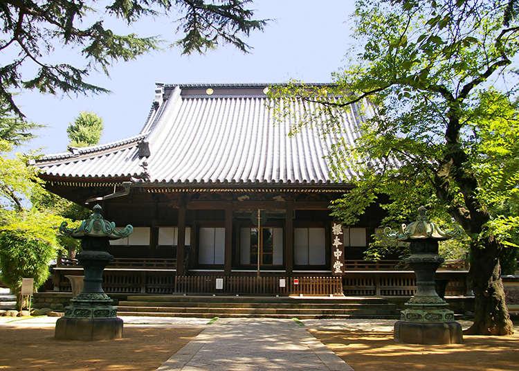 東京に来たら行くべき寺院10選 -...