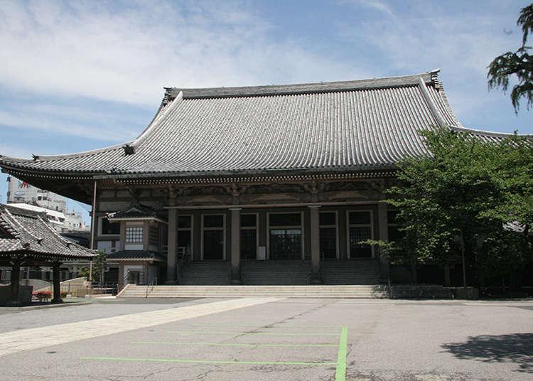 5: วัดฮิกะชิฮนคังจิ (Higashi hongan-ji)