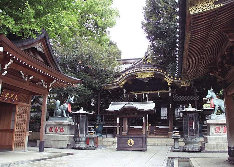 9: วัดโทโยคะวะอินาริ (Toyokawainari)