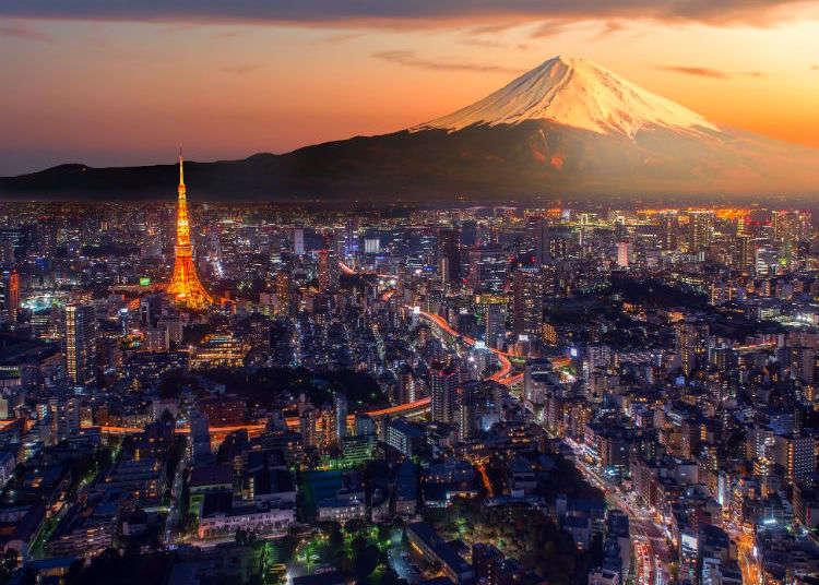 3 lokasi untuk melihat Gunung Fuji di Tokyo