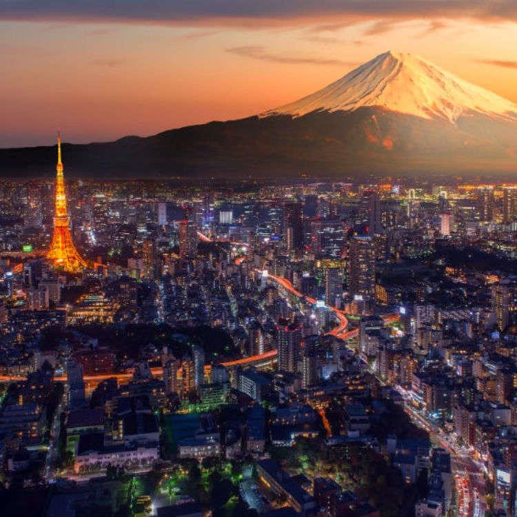 能夠在東京眺望富士山的免費景點