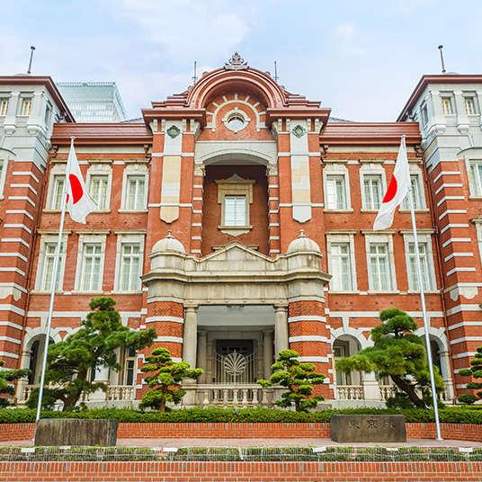 精选三个东京站附近适合拍照的景点