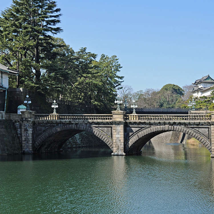 Nijubashi at the Imperial Palace