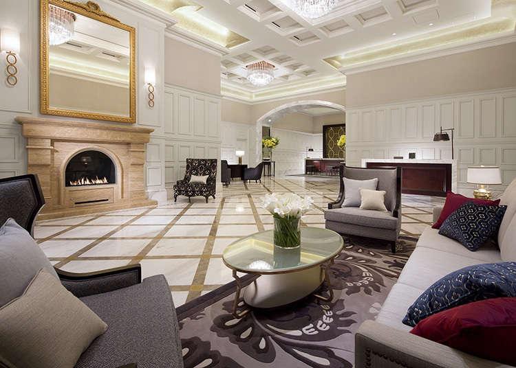 격식 높은 호텔