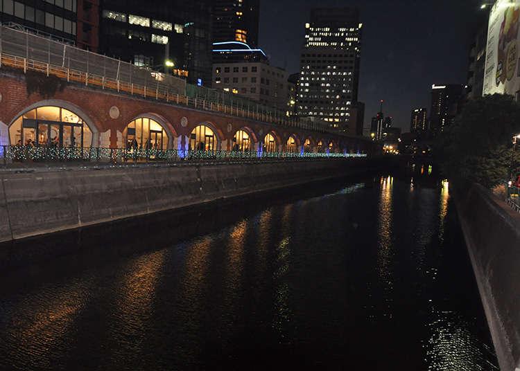 在帶有日本風情的橋上拍張紀念相片吧!