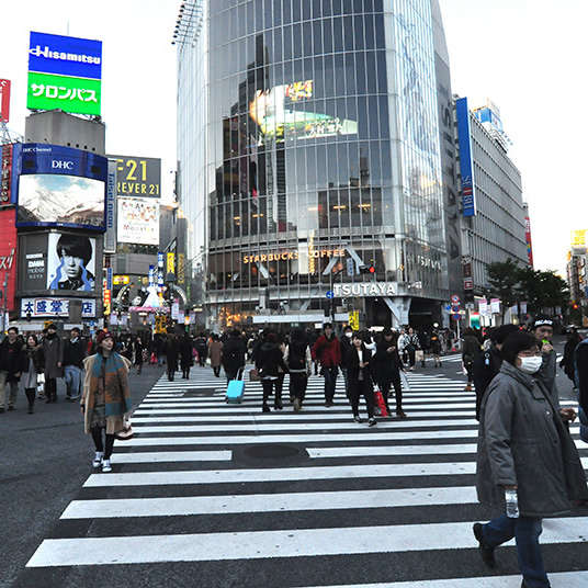 渋谷・原宿のフォトスポット3選