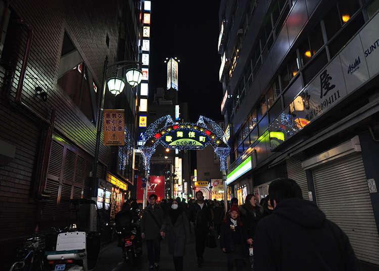 新宿のフォトスポット3選
