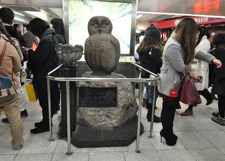 Tempat Pertemuan Populer di Ikebukuro
