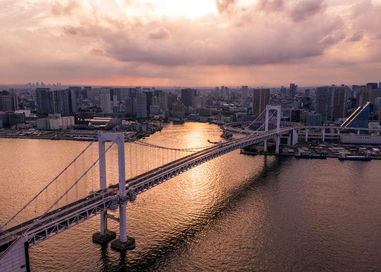 몸과 마음 모두 만족시키는 도쿄의 무료 명소 4곳