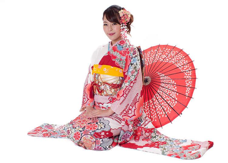 Bagaimana Kalau Jalan-Jalan Keliling Kota Asakusa dengan Memakai Kimono?