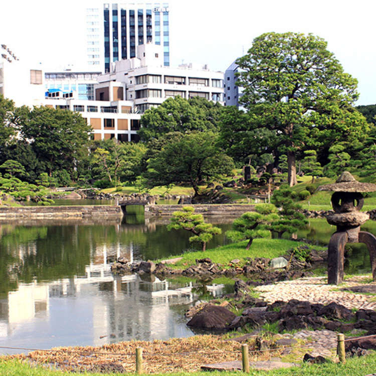 1 - The Kyu Shiba Rikyu Garden