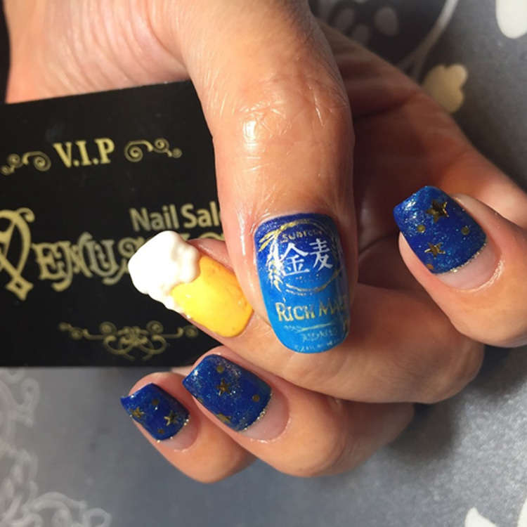 Anime Up your Nail Art!