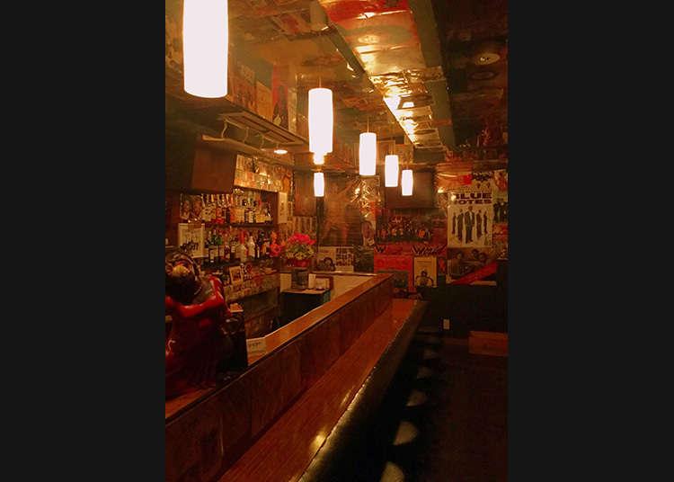 在传说中的首尔酒吧尽情享受成熟人士的夜生活