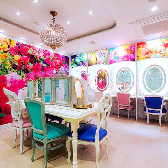 東京五大豪華又舒適貼心的化妝室!補妝的心情也變得美麗
