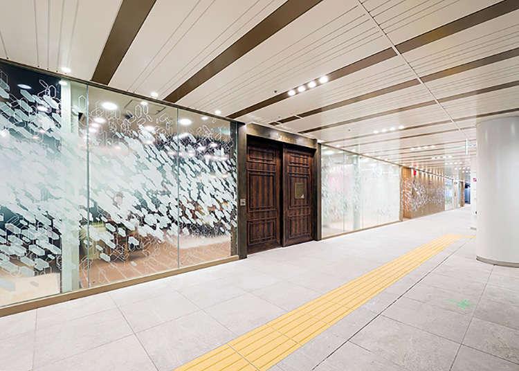 【涉谷】色彩鮮豔空間展現魅力