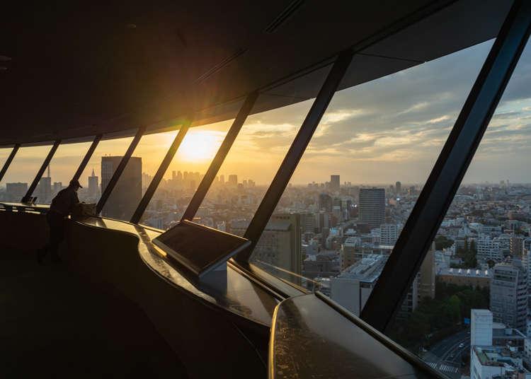 전부 0엔! 무료로 즐길 수 있는 도쿄의 명소 10선