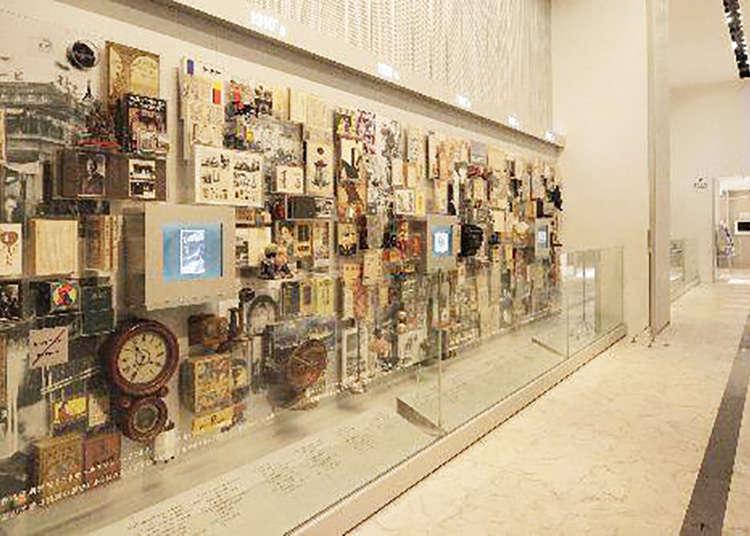 [Shimbashi] Satu-satunya muzium mengenai pengiklanan di Jepun