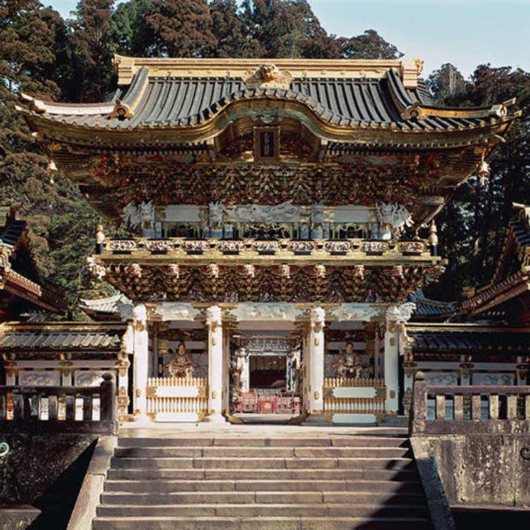 東京近郊輕旅行,日光必遊5大景點