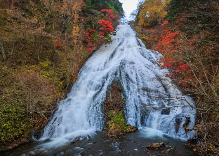The Great Waterfalls of Oku-Nikko