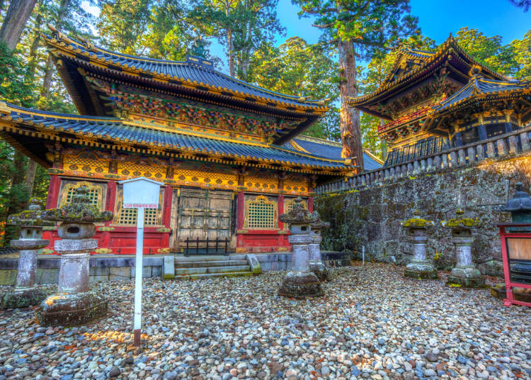Nikko Tosho-gu Shrine: A Masterpiece of Elaborate Design