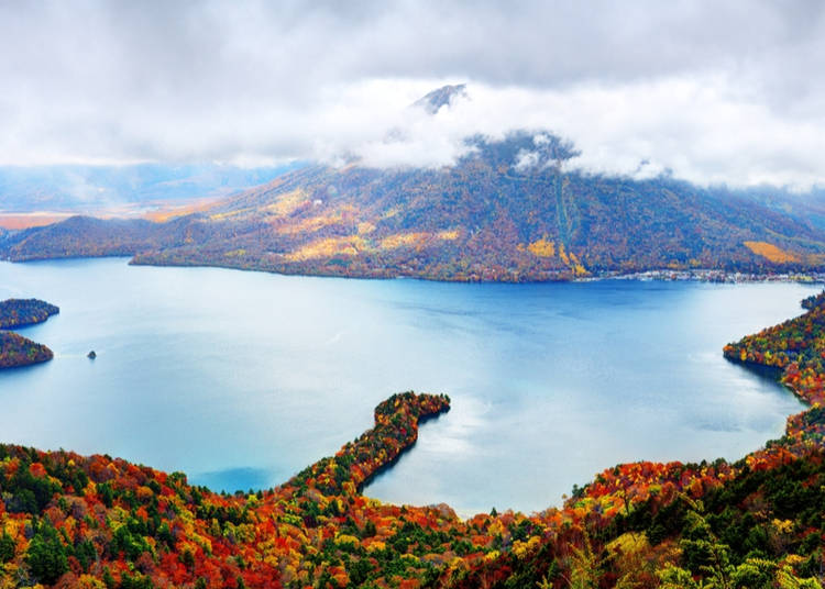 Lake Chuzenji: A Place to Witness the Breathtaking Beauty of Changing Seasons