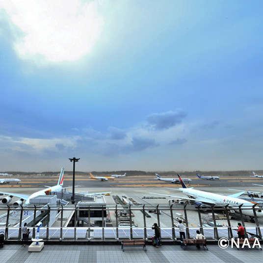 Pengisian menyeluruh! Cara meluangkan masa di Lapangan Terbang Antarabangsa Narita.