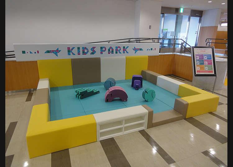 Gunakan bilik kanak-kanak dengan sebaik-baiknya.