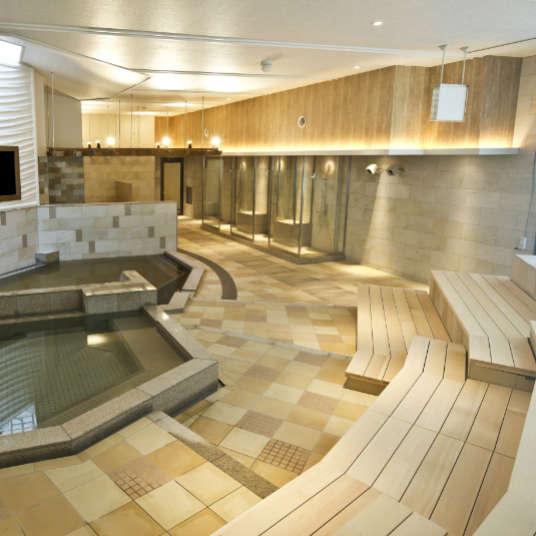 フライト発着の空き時間に!羽田空港周辺の入浴施設へ