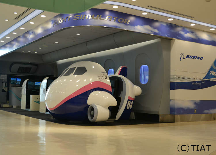 Cara Menikmati Bandara Haneda, Bukan Hanya Naik dan Turun
