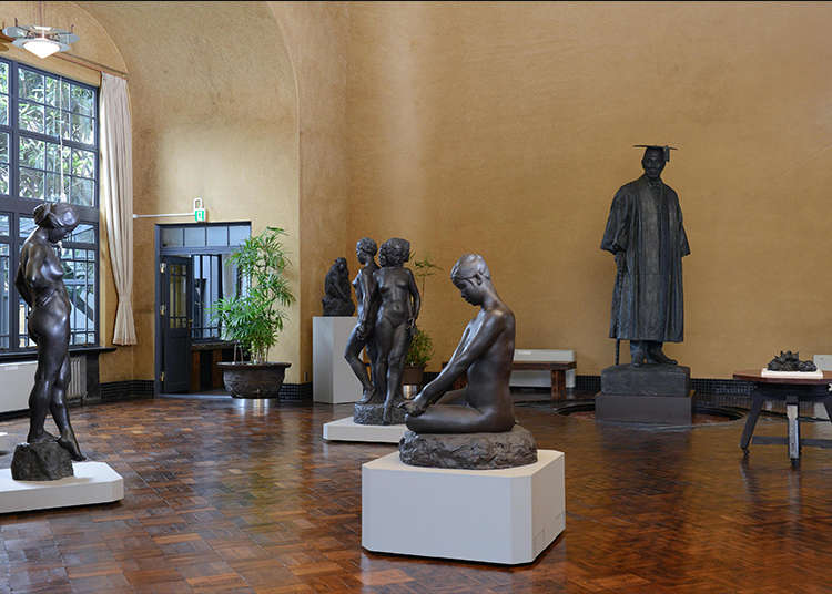 9. Appreciate Artwork in a Yanaka Museum Converted from the Residence of a Famous Sculptor