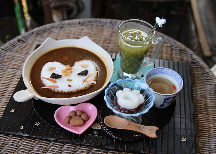 """The Cafe Specialty - """"Nyan Curry"""""""