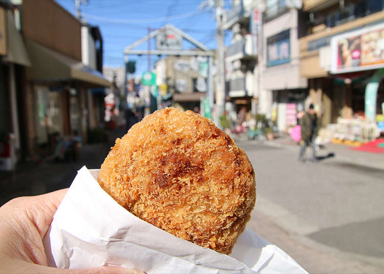 Menchi Katsu yang Sangat Populer untuk Berwisata Kuliner