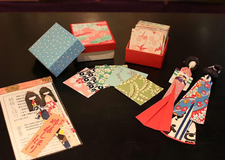レトロな日本雑貨を買う