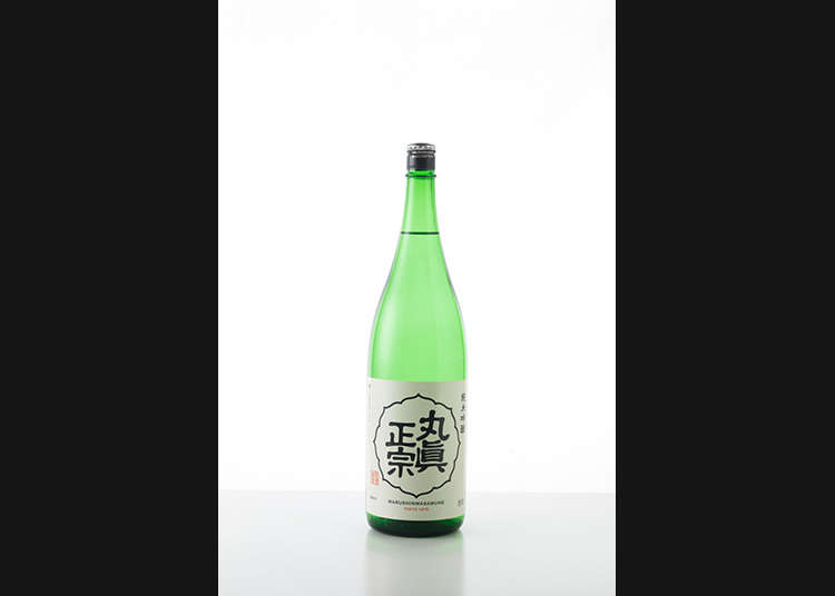 Aromatic Ginjo? Find your favorite type of sake