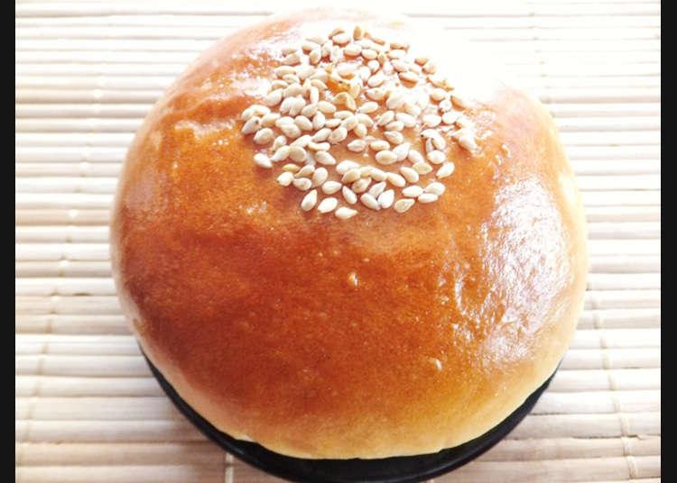 일본인의 취향에 맞춘 일본에서 탄생한 빵