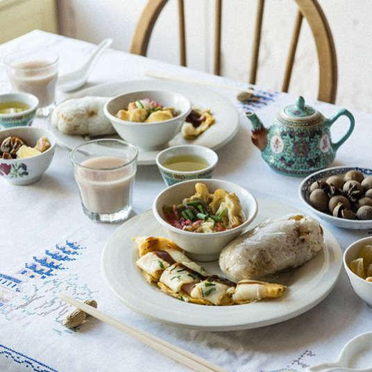 5 Choice Stores for Familiar Breakfast Menus!
