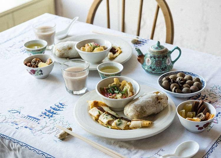 每隔两个月就会变化的世界各国的早餐